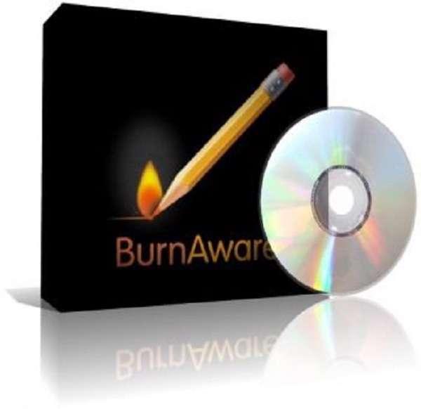 BurnAware Pro 4.6 - مدیریت CD و DVD