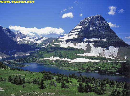 45 تصویر پس زمینه (والپیپر) زیبا از طبیعت با کیفیت بالا 1600×1200