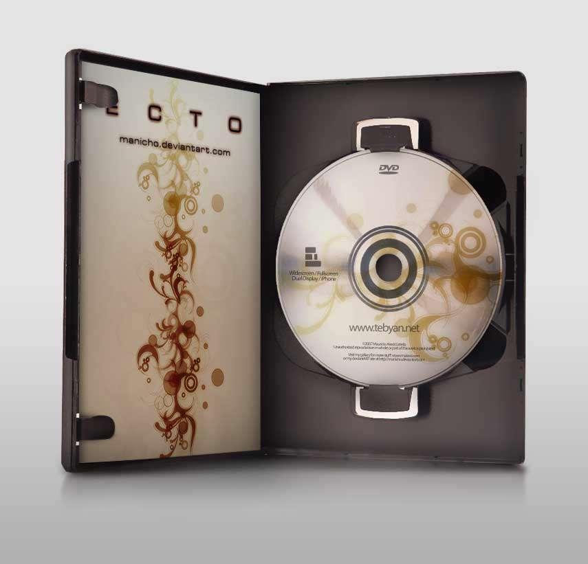 تصاویر لایه باز جهت طراحی جلد سی دی ها و دی وی دی ها