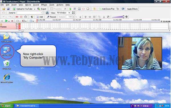 ساخت برنامه های آموزشی با BB TestAssistant Expert 3.2.2.2128