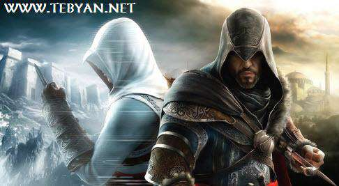 دانلود بازی فوق العاده جذاب Assassins Creed Revelations نسخه جاوا