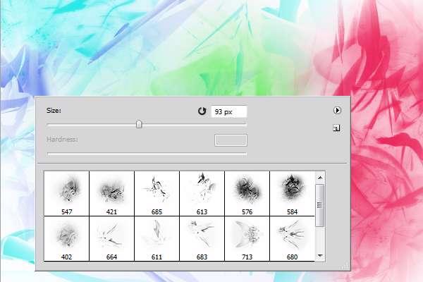 براش Abstract 07