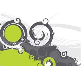 مجموعه تصاویر وکتوری  Vector graphical collection 09