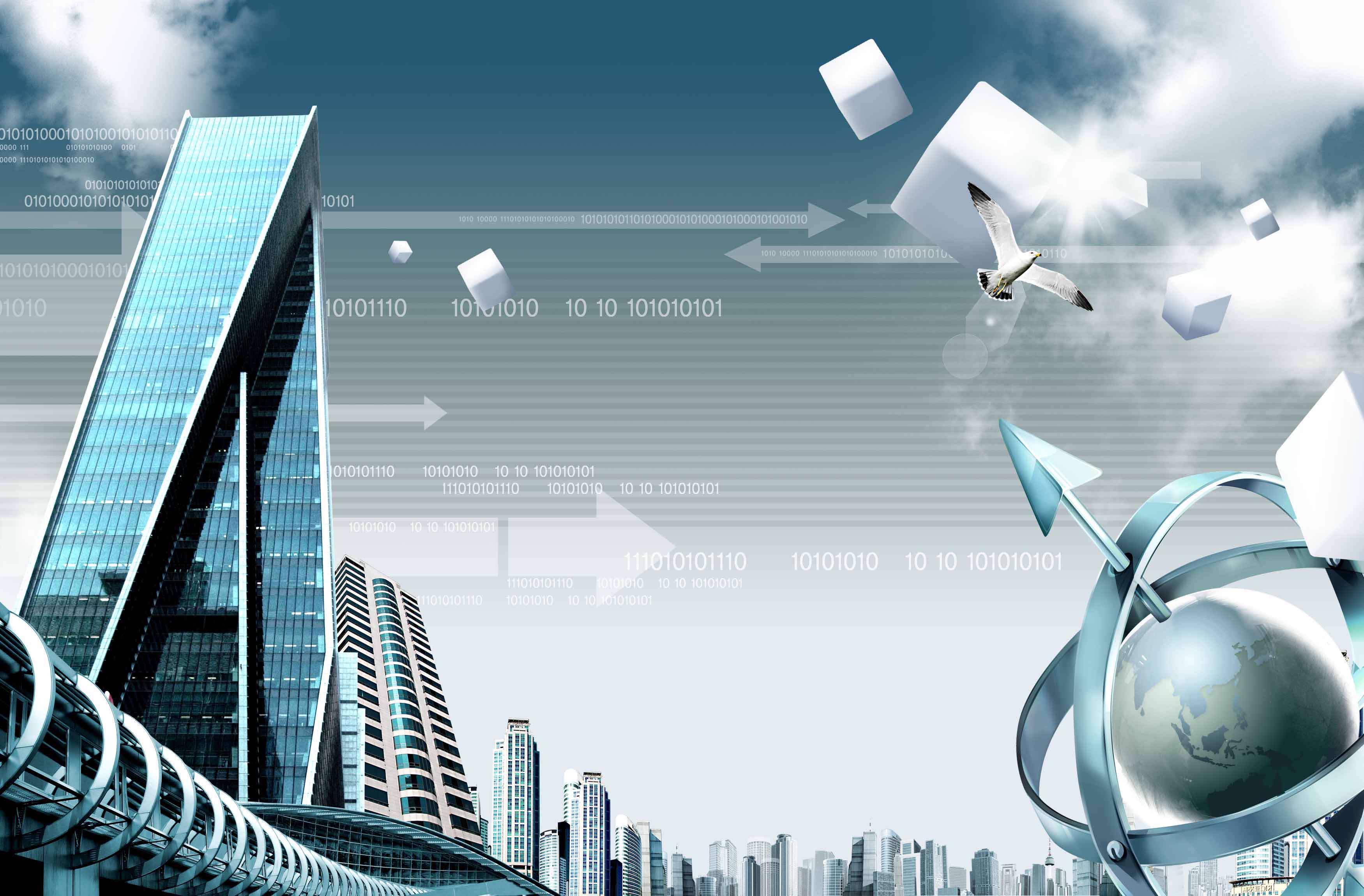 تصاویر لایه باز تبلیغاتی، تجاری و دیجیتال القاء نگاه مثبت به تجارت