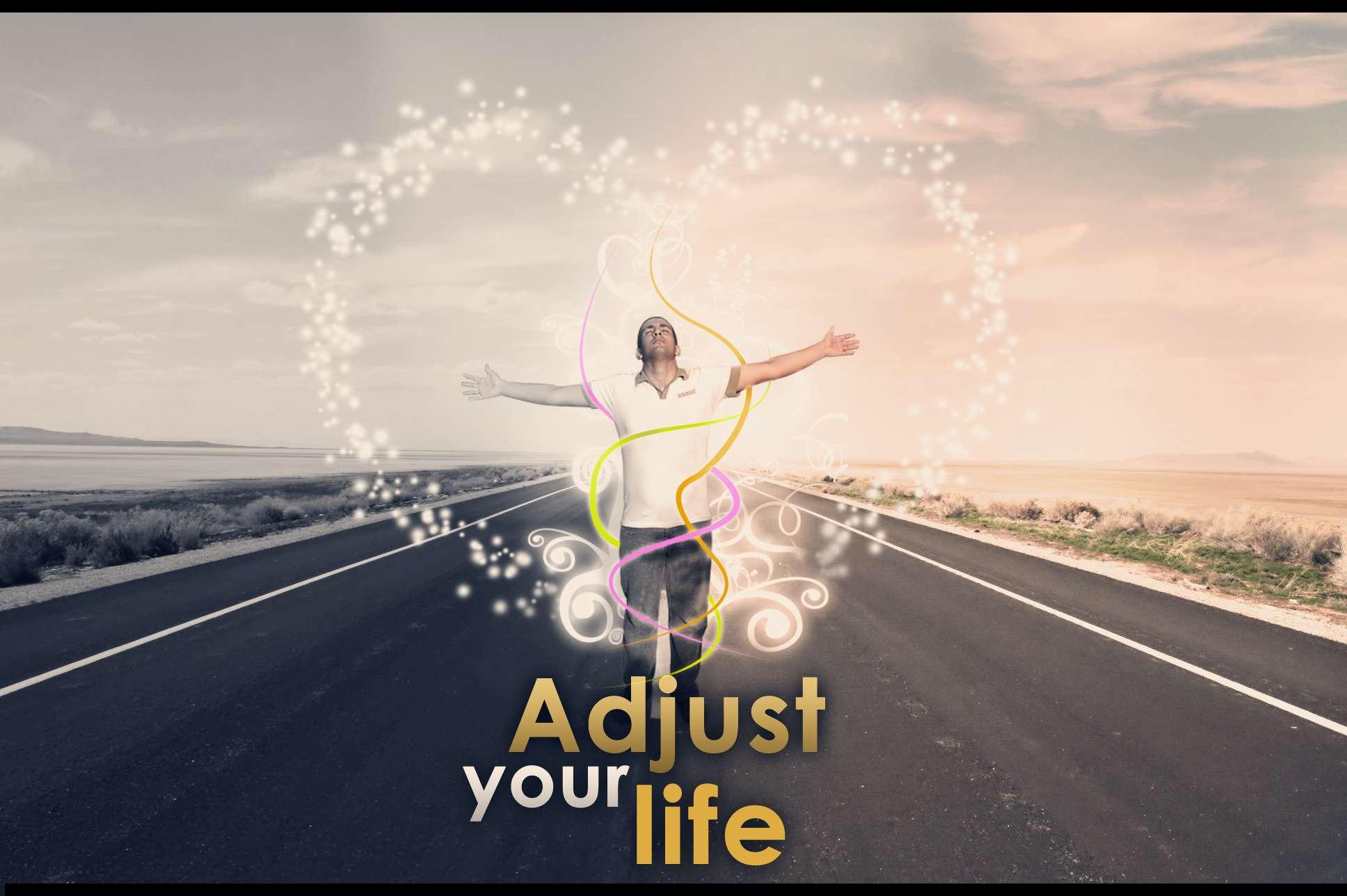 تصویر لایه باز (PSD ) درباره زندگی