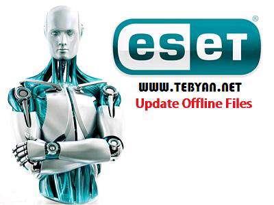 به روز رسانی نرم افزار امنیتی ESET 5.2.95.1 (تا 12 خرداد ماه 1391)