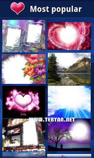 ایجاد تصاویر زیبا نسخه اندروید، Photo Montager Full 2.5574
