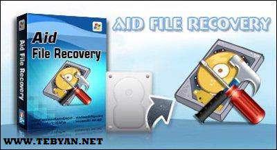 بازیابی فایل های حذف شده، Aidfile Recovery Software 3.6.0.0