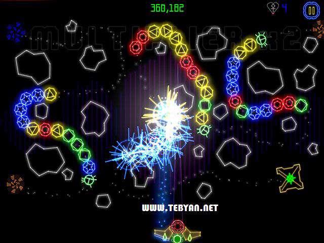 بازی مهیج و سرگرم کننده Luxor Evolved