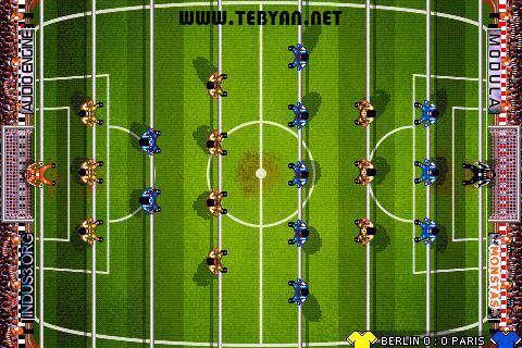 بازی مهیج فوتبال دستی نسخه اندروید، Table Football XL v1.0.4