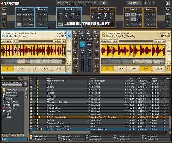 ویرایش فایل های صوتی، DJ Studio Pro 9.3.6.5.3