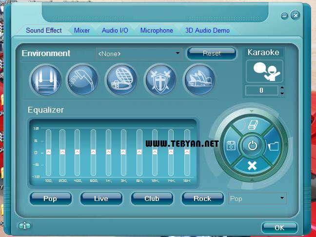 درایور کارت آنبرد صدا، Realtek High Definition Audio Driver R2.69