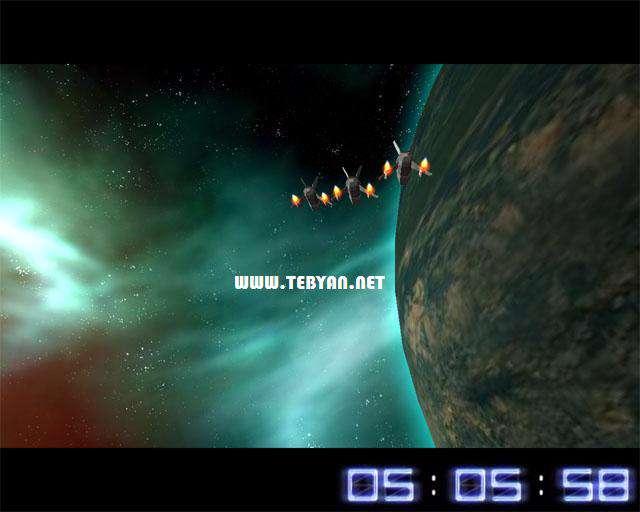 محافظ صفحه نمایش جنگ ستارگان، Star Wars 3D Screensaver 1.3