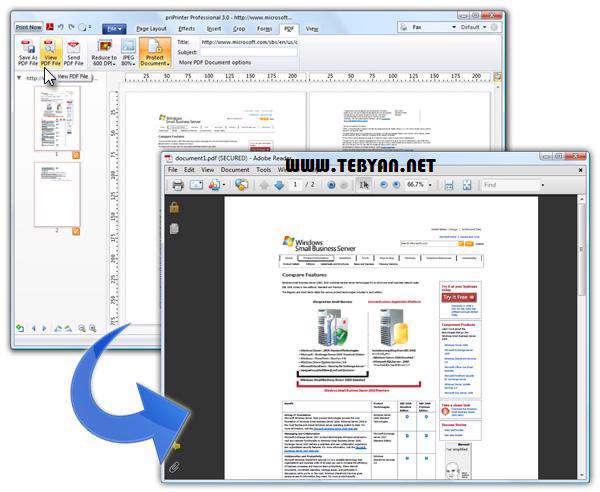 پرینتر مجازی، priPrinter Professional 5.0.1.1435 Final