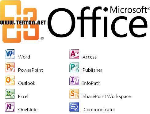 مایکروسافت آفیس 2010، Microsoft Office 2010 Professional Plus SP1