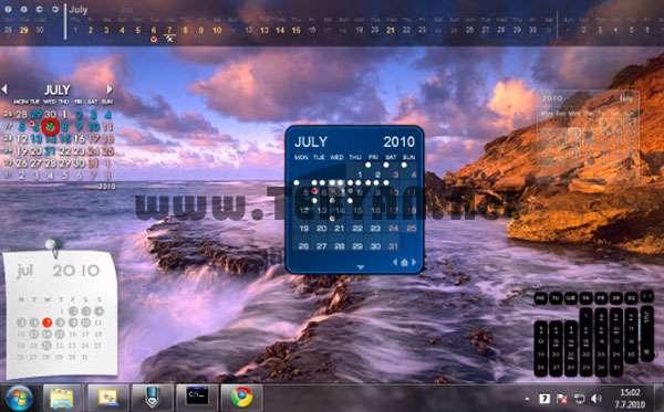 تقویم پیشرفته ثبت و مدیریت مناسبت و وظایف، Rainlendar Pro 2.10