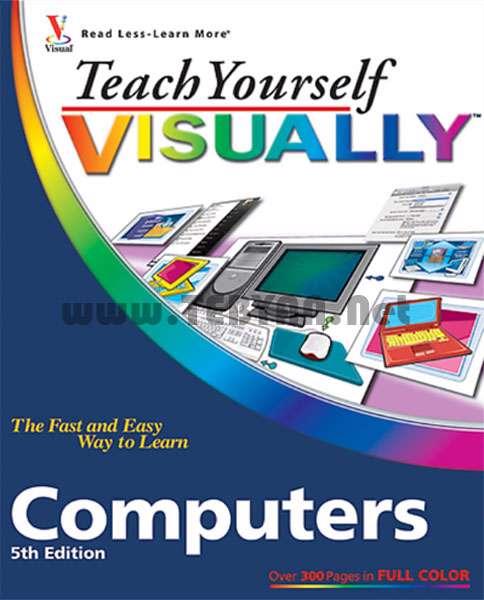 کتاب آموزش تصویری آشنایی با کامپیوتر