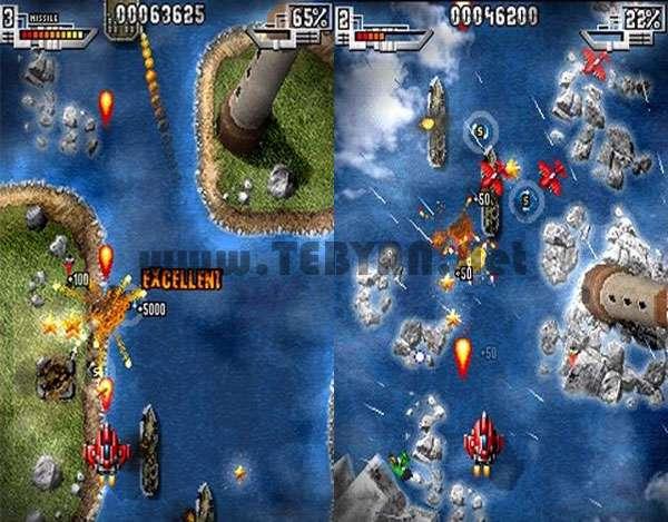 بازی نیروی هوایی نسخه اندروید و سیمبیان، 1.35 Sky Force