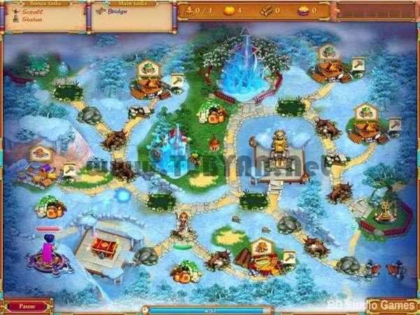 بازی استراتژیکی دنیای پنهان، Hidden World