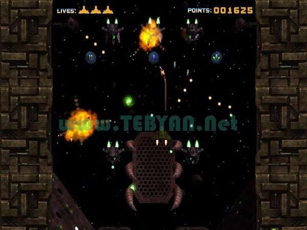 بازی جنگ های فضایی، Pulsarius