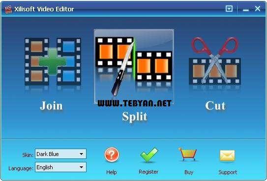 ویرایشگر فیلم، Xilisoft Video Editor 2.2.0