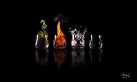 آب، خاک، آتش