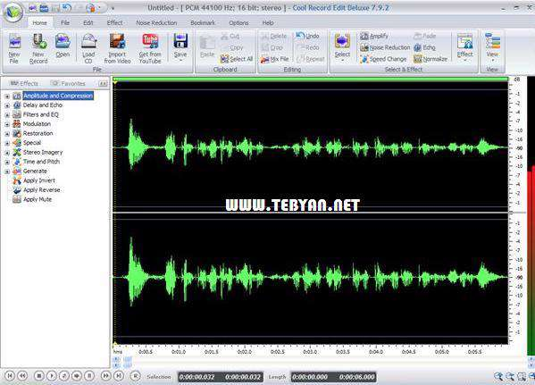 ضبط حرفه ای صدا به همراه نسخه قابل حمل، Cool Record Edit Deluxe 8.5.1