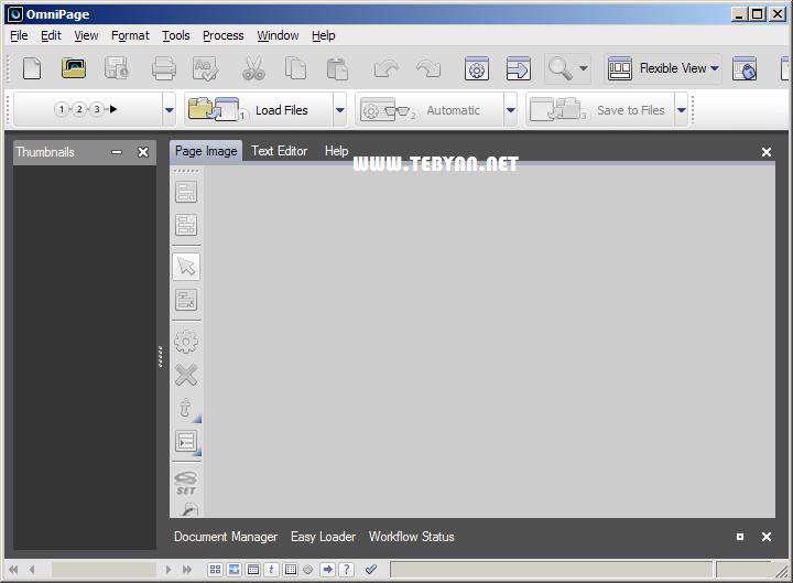 مبدل قدرتمند فایل های سند به صورت تصویر و متن، Omnipage Professional 18.1