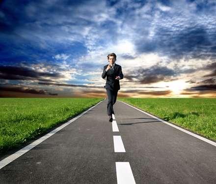 دویدن برای موفقیت
