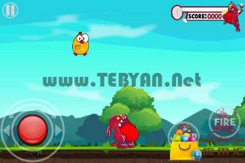 بازی مهیج اد تخم مرغی نسخه اندروید، Eggy Ed v1.1