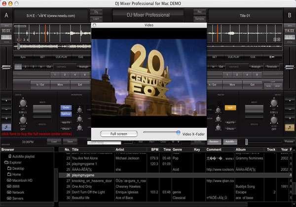 میکس و دی جی حرفه ای موزیک، DJ Mixer Professional 3.04