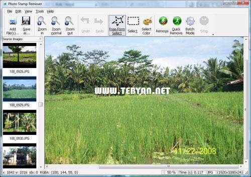 حذف آرم و لوگو در تصاویر + پرتابل، Photo Stamp Remover 5.0