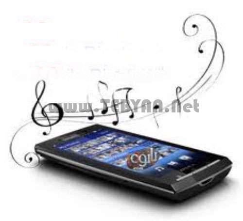مجموعه صدای زنگ یا رینگتون اوریجینال موبایل، RingTones Samsung Galaxy SII