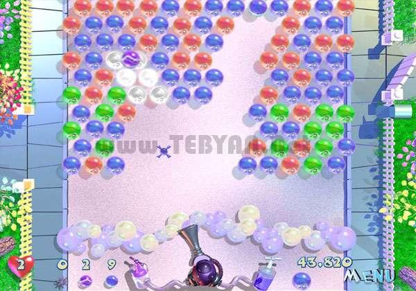 بازی زیبای موجودات حبابی، Bubble Bonanza 1.0