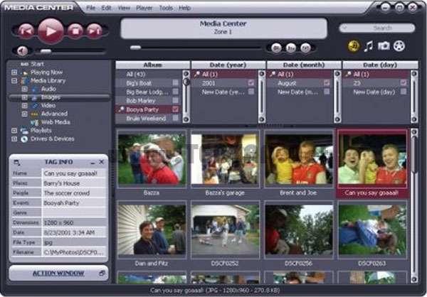 پخش موزیک و فیلم، J. River Media Center 18.0.59 Final