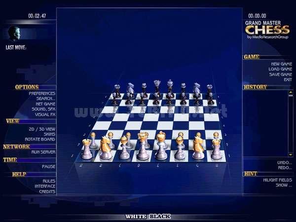 بازی فکری استاد بزرگ شطرنج، Grand Master Chess III 2012
