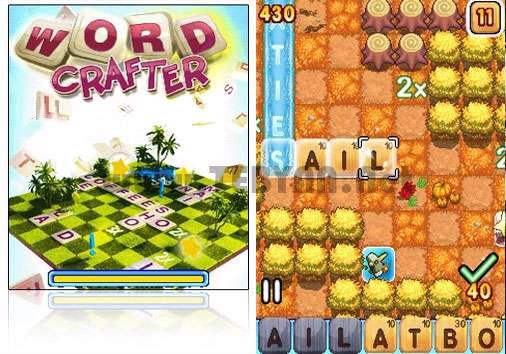 بازی فکری ساخت کلمات نسخه جاوا، Word Crafter
