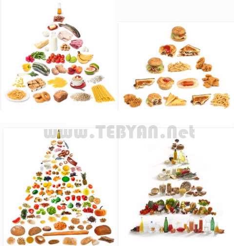 تصاویر استوک با موضوع مواد غذایی، Foods