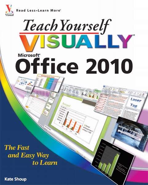 کتاب آموزش تصویری آفیس 2010