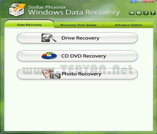 بازیابی اطلاعات پاک شده، Stellar Phoenix Windows Data Recovery Pro 5.0