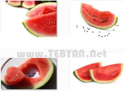تصاویر استوک با موضوع هندوانه، Watermelon