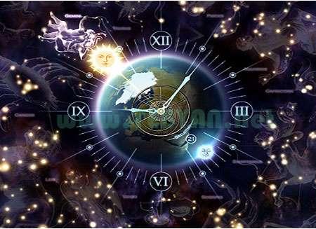 محافظ صفحه نمایش ساعت صورت فلکی، Zodiac Clock 1.0.0.2