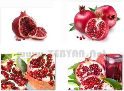 تصاویر استوک با موضوع انار، Pomegranates