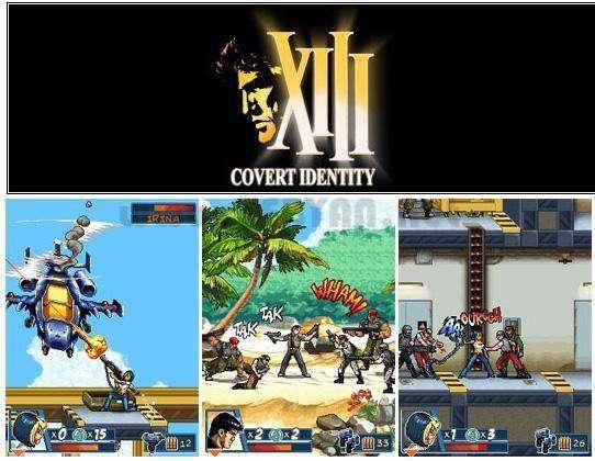 بازی زیبای سیزده 2 هویت پنهانی نسخه جاوا، XIII 2 Covert Identity