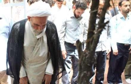 گوشه هایی از حیات معلم بزرگ اخلاق حاج آیت الله مجتبی تهرانی به روایت تصاویر