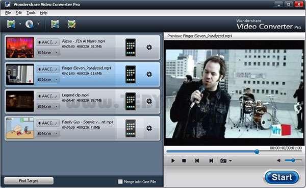 تبدیل کننده ویدیویی + پرتابل، Wondershare Video Converter Ultimate 6.0.3.2