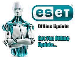 آپدیت آفلاین ESET Nod 32 (تا 5 مرداد 1392)