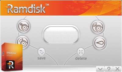 ایجاد هارد دیسک مجازی، GiliSoft RAMDisk 5.1