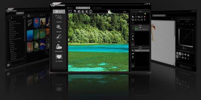 ویرایش و سازماندهی قدرتمند تصاویر، Stepok Light Developer 7.25 Build 15104