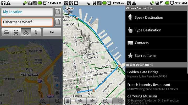 نقشه گوگل نسخه اندروید، Google Maps 6.14.4
